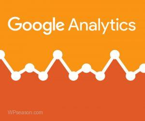 google analytics add website