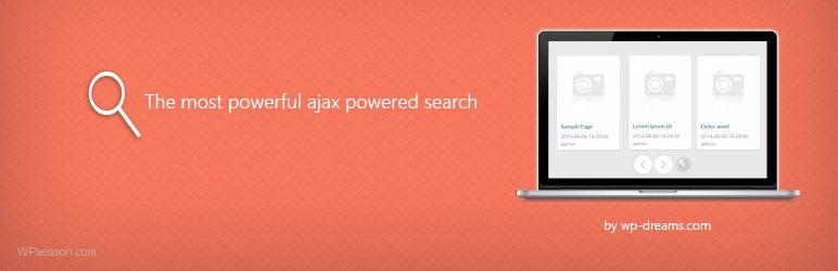 Ajax Search Lite banner