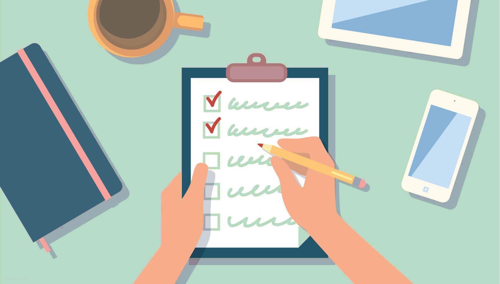 full seo checklist