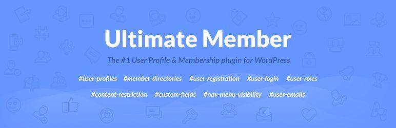 Ultimate Member banner