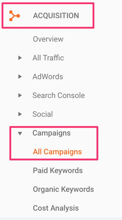 all campaigns