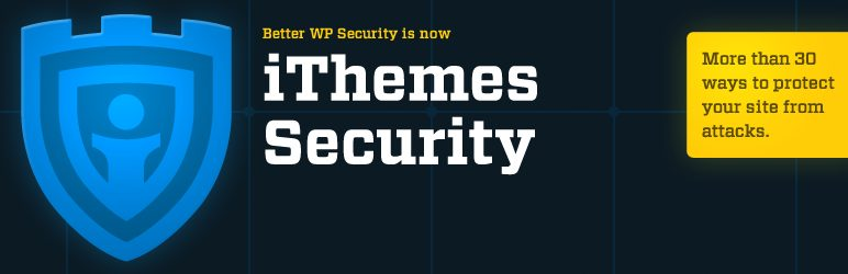 iThemes Security banner