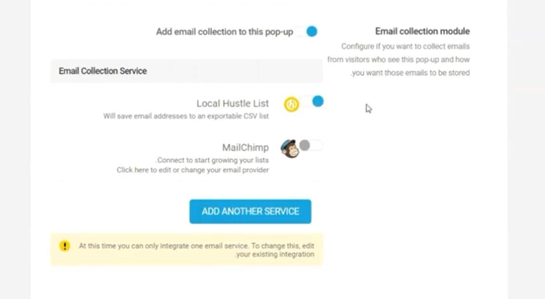 Hustle email