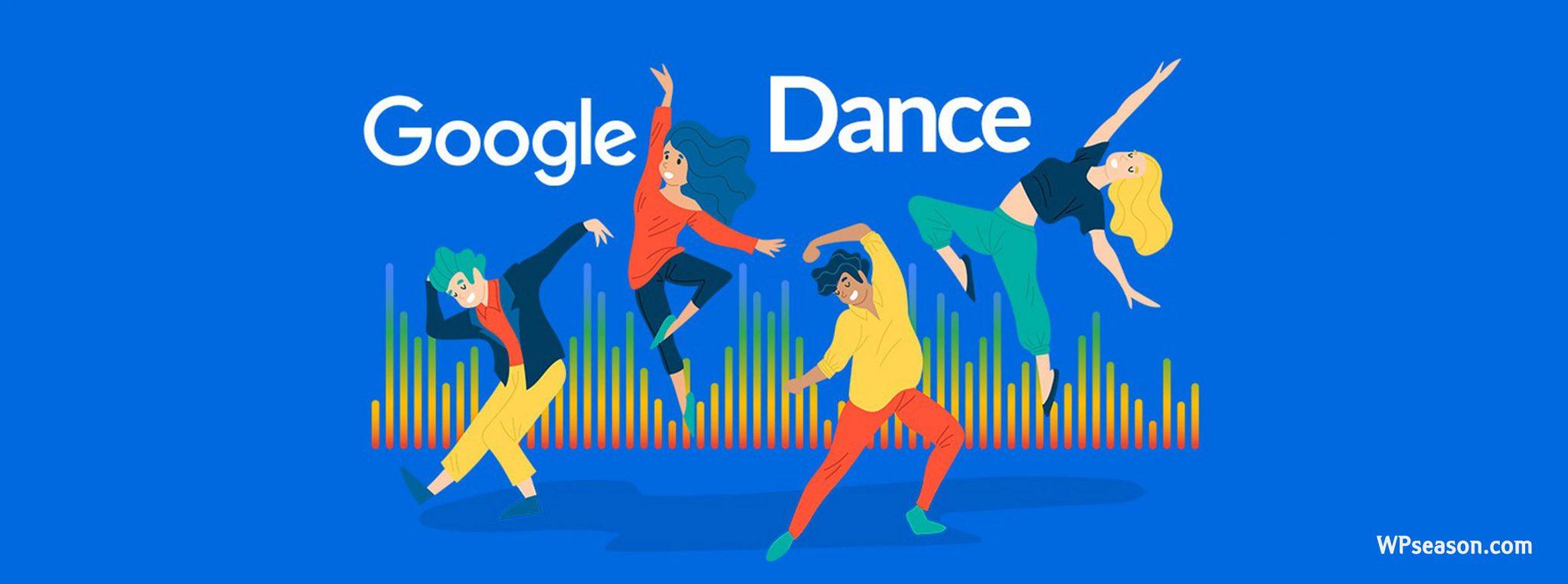 الگوریتم google dance